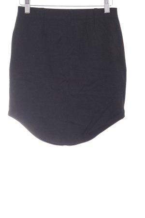 Asos Stretchrock schwarz schlichter Stil
