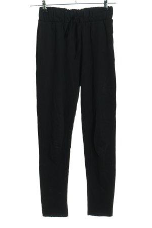Asos Pantalon de jogging noir style décontracté