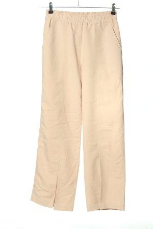 Asos Pantalon de jogging crème style décontracté