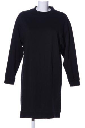 Asos Sweatkleid schwarz Elegant