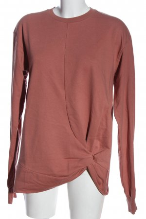 Asos Sweatshirt pink Casual-Look