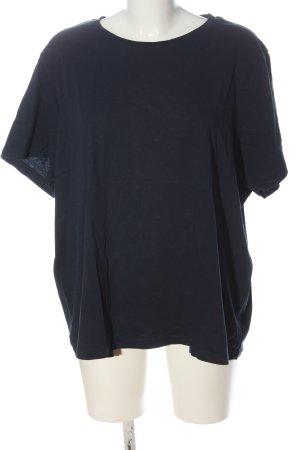 Asos T-Shirt blue casual look