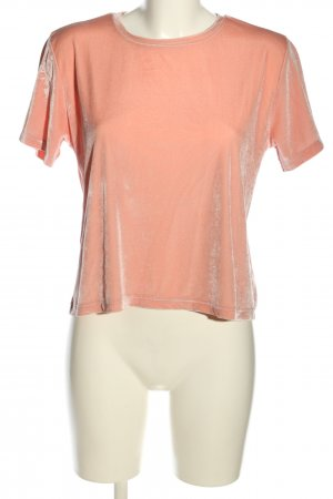 Asos T-Shirt nude Casual-Look