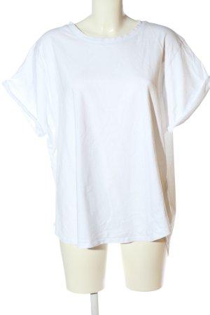 Asos T-shirt bianco stile casual