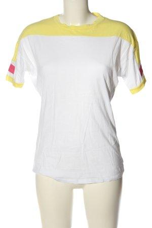 Asos T-Shirt mehrfarbig Casual-Look