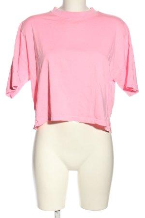 Asos T-Shirt pink Casual-Look
