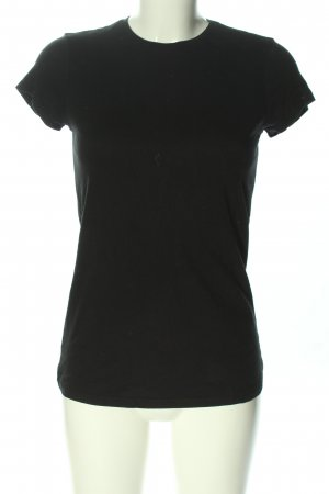 Asos T-Shirt schwarz Casual-Look