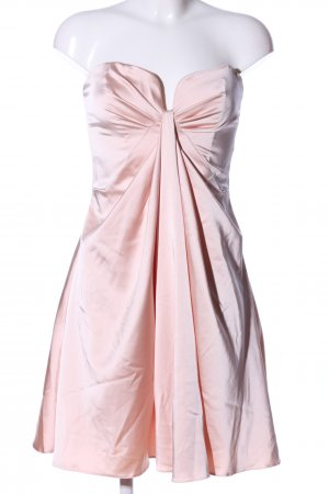 Asos Tall Bandeau Dress pink elegant