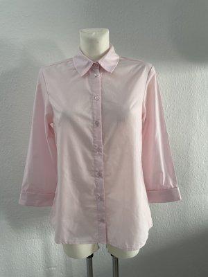 Asos Tall Kołnierzyk koszulowy jasny różowy-różowy