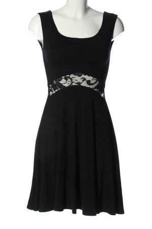 Asos Tall Mini-jurk zwart casual uitstraling