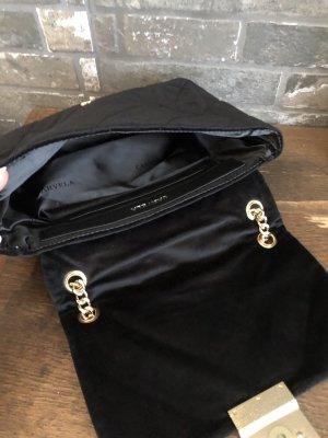 Carvela Crossbody bag black-gold-colored
