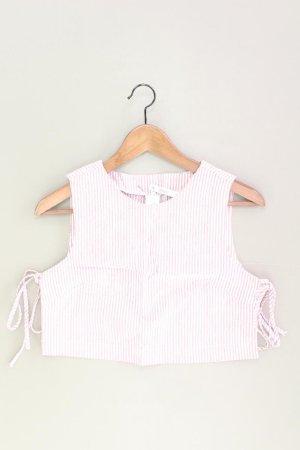 Asos Top Größe 34 neu mit Etikett pink aus Baumwolle