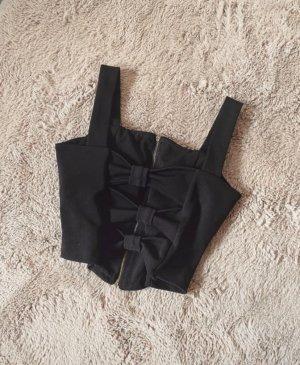 Asos T-shirt court noir