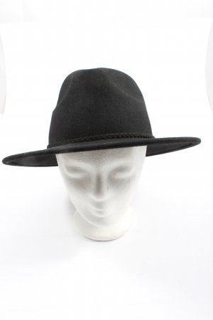 Asos Traditional Hat black casual look