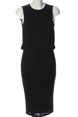 Asos Cut Out Dress black business style