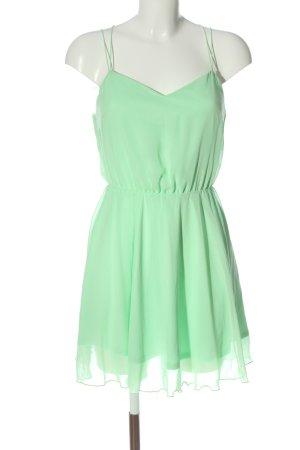 Asos Trägerkleid grün Elegant