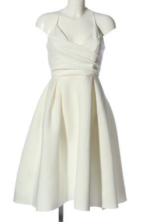 Asos Pinafore dress white elegant