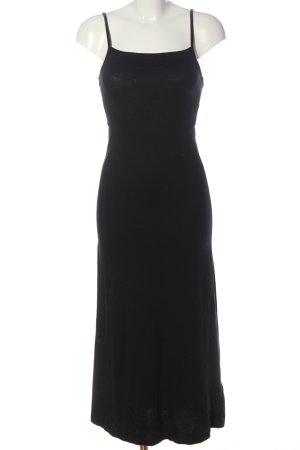 Asos Pinafore dress black elegant