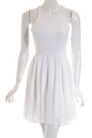Asos Trägerkleid weiß Street-Fashion-Look