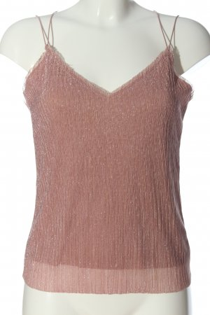 Asos Trägertop pink Casual-Look