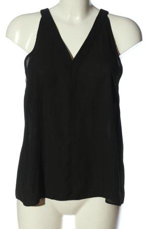 Asos Trägertop schwarz Elegant
