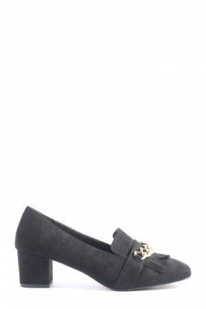 Asos Loafers black casual look