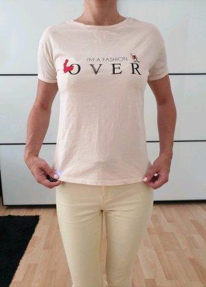 Asos Tshirt XXS XS S 32 34 36 rosa Bluse Deko Shirt Oberteil Tunika Top Neu