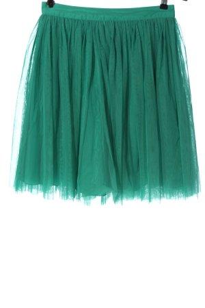 Asos Tüllrock grün Elegant