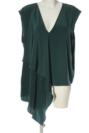 Asos Tunikabluse grün Elegant