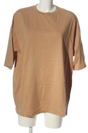Asos Camicia oversize marrone stile casual