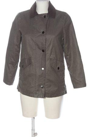 Asos Between-Seasons Jacket brown casual look