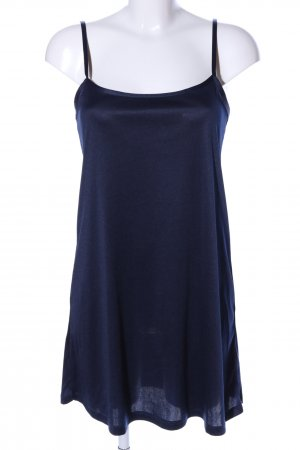 Asos Unterkleid blau Casual-Look