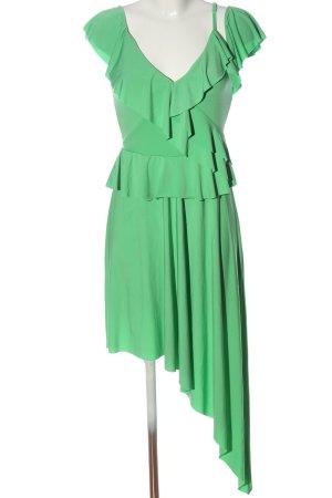 Asos Vokuhila-Kleid grün extravaganter Stil
