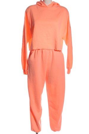 Asos Woven Twin Set light orange casual look