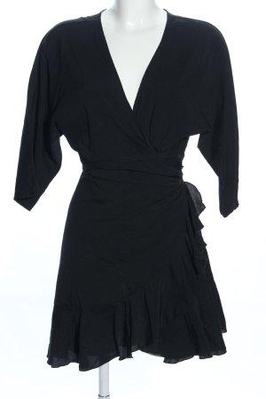 Asos Wraparound black elegant