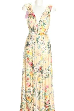 Asos Kopertowa sukienka Na całej powierzchni Elegancki
