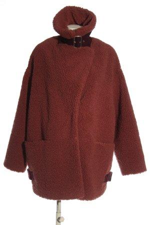 Asos Manteau d'hiver brun polyester