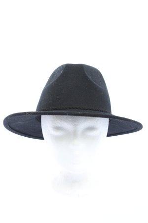 Asos Cappello di lana blu stile casual