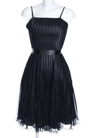 Aspeed Robe de soirée noir élégant