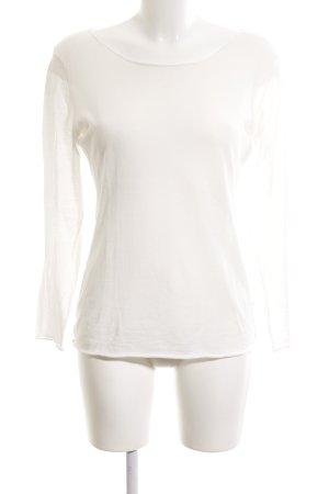 Aspesi Longsleeve white casual look