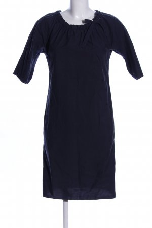 Aspesi Robe mi-longue bleu style d'affaires