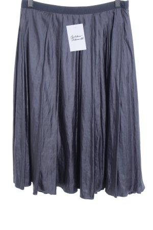Aspesi Midi Skirt slate-gray business style