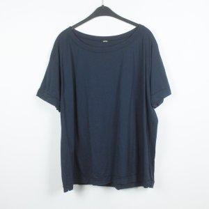 Aspesi T-Shirt dark blue cotton