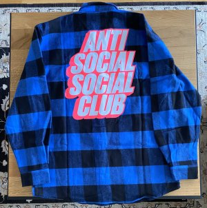 ASSC Hemd - Anti Social Social Club