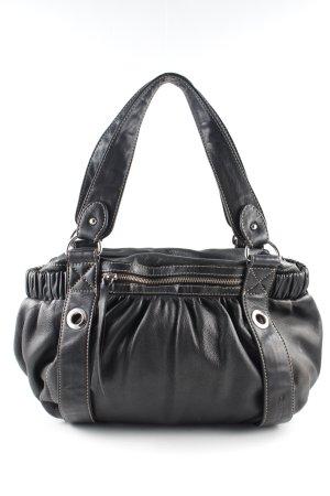 Assima Handtasche schwarz Casual-Look