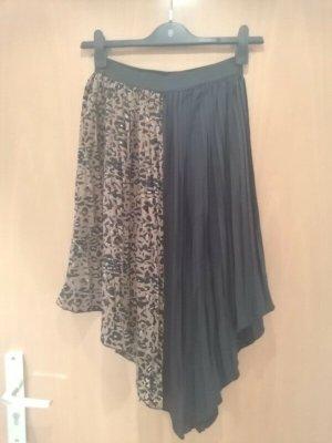 Saint Tropez Pleated Skirt black-bronze-colored