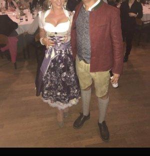 Astrid Söll Dirndl lilac-cream