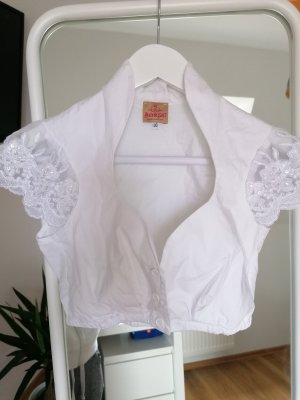 Astrid Söll Blouse bavaroise blanc