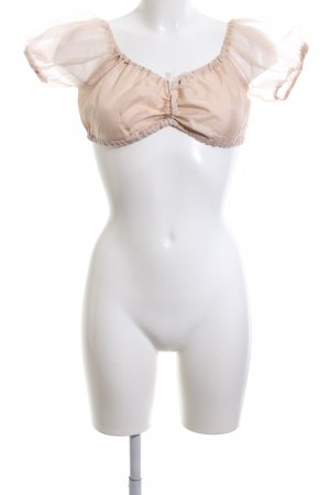 Astrid Söll Folkloristische blouse nude elegant