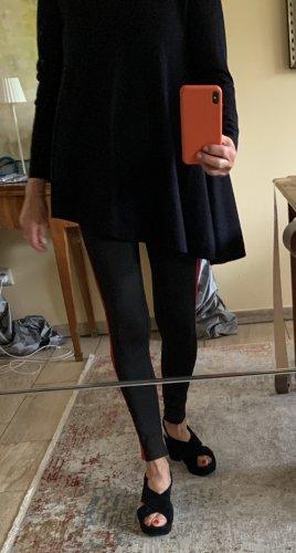 Asymmetrisch geschnittener Pullover Wolle von COS Gr. S dunkelblau wie neu